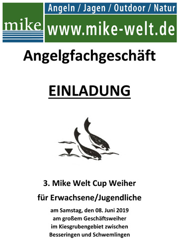 3. Mike-Welt-Cup